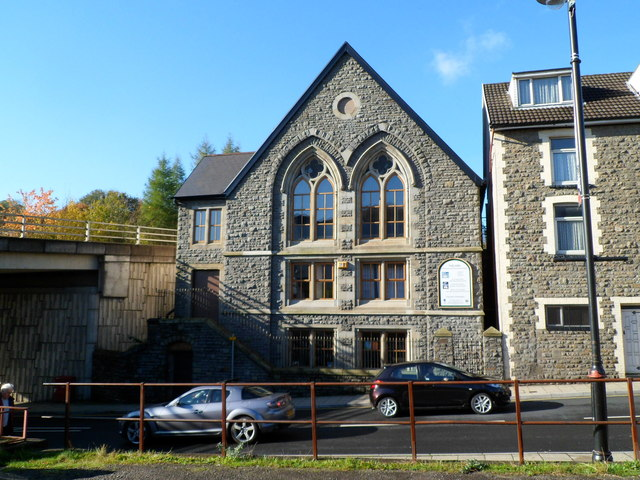 The Ark Centre, Tonypandy