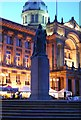SP0686 : Statue of Queen Victoria, Victoria Square by Nigel Chadwick