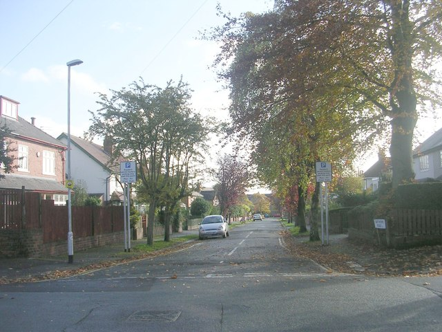 Caythorpe Road - Kepstorn Road