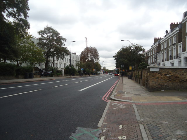 Brixton Road, London SW9