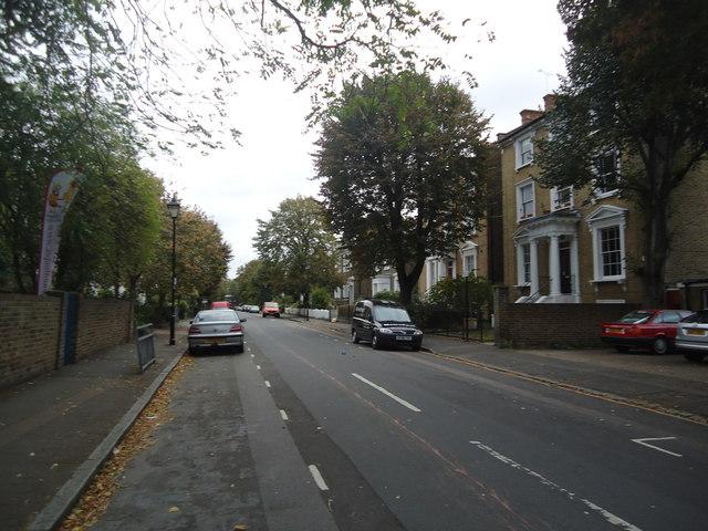 Groveway, London SW9