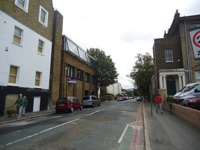 Stockwell Park Road, London SW9
