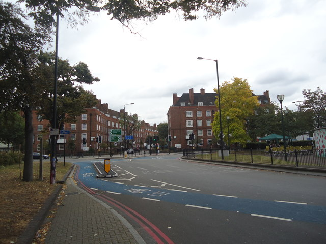Clapham Road, London SW9