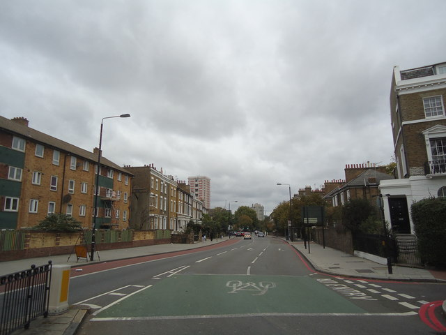 Lambeth Road, London SW8
