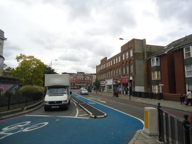 Lambeth Road, London SW8