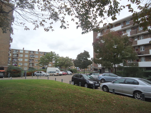 Patmore Estate, Battersea