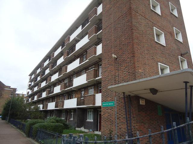 Beattie House Patmore Estate Battersea 169 Stacey Harris