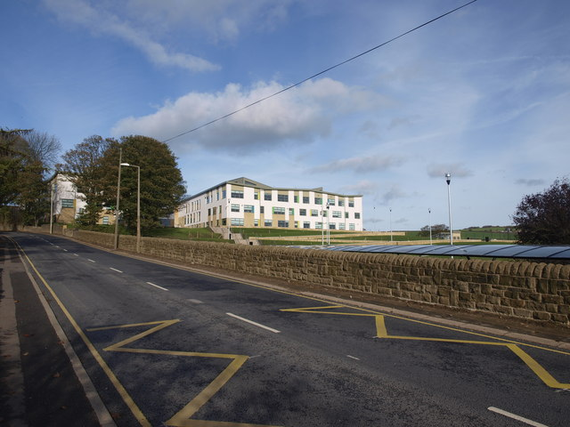 The New Penistone Grammar School