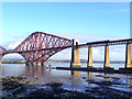 NT1378 : The Forth (Rail) Bridge by David Dixon