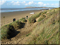 ST2953 : Berrow Beach and dunes : Week 44