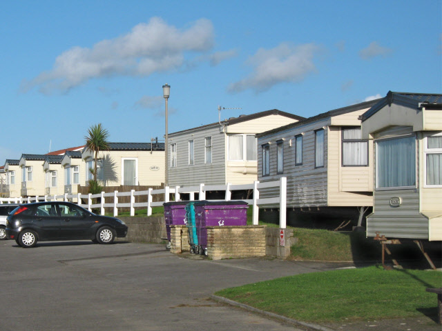 Holiday park, Berrow