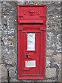 NZ1266 : Victorian postbox, Houghton by Mike Quinn