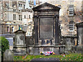 NT2573 : Martyrs' Monument, Greyfriars Kirkyard by David Dixon