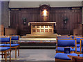 NT2573 : Greyfriars Kirk, Altar by David Dixon
