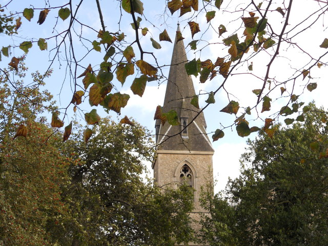 Bell tower of All Saints Church Cranham Essex