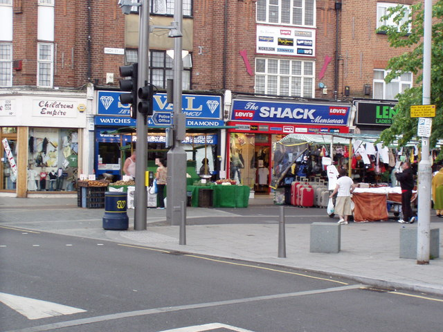 Walthamstow Market (High Street)