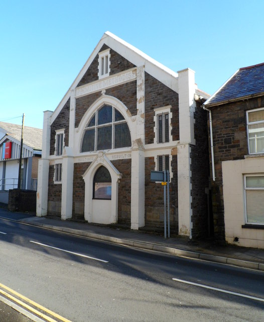 Tonypandy Methodist Church, Llwynypia