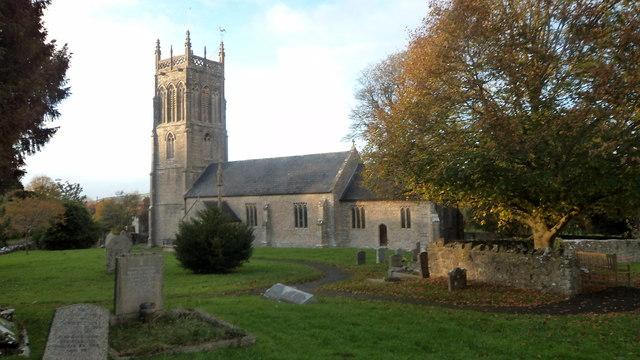 St Gregory's, Weare