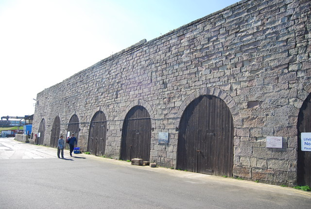 Lime Kilns, Seahouses