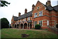 TR0161 : Almshouses, West Wing by N Chadwick