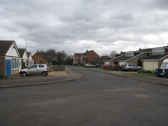 Ashton Close, Needingworth