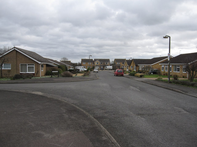 Bramley Avenue, Needingworth