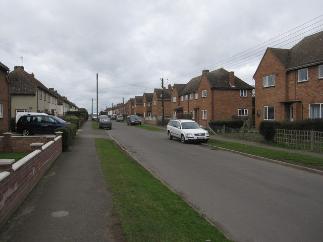 Harris Crescent, Needingworth