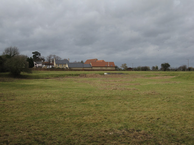 New houses at Manor Farm, Holywell