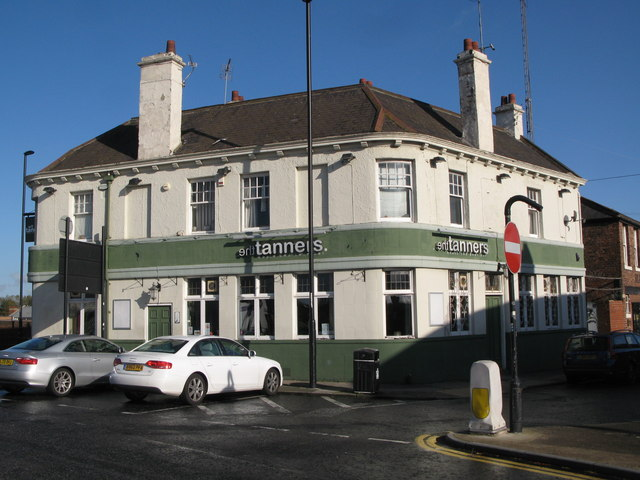 Tanners Arms, New Bridge Street