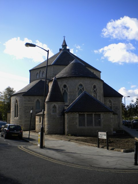 St George's Church, Tufnell Park Road N7