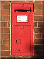 NZ2264 : Victorian postbox, Wellfield Road / Hampstead Road, NE4 by Mike Quinn