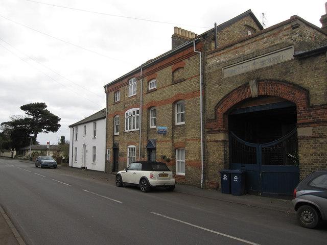 Former brewery, Fenstanton