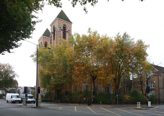 St Ignatius Stamford Hill, London N15