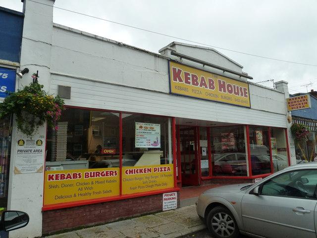 The Kebab House, Provost Street