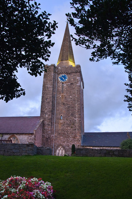 St Mary's Church - Tenby