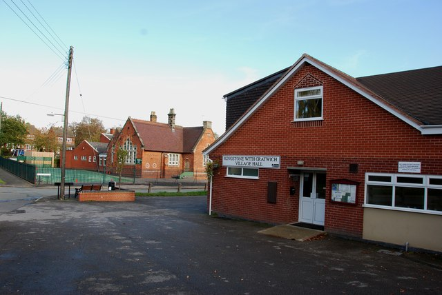 Kingstone with Gratwich Village Hall