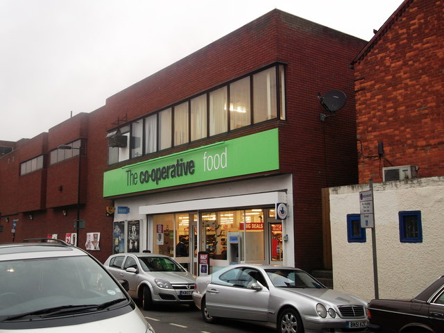 The Co-operative Supermarket, Norbury