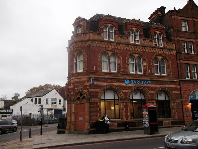 Barclays Bank, Norbury