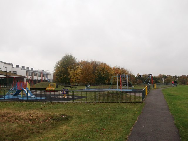 Recreational Ground, Norbury Park