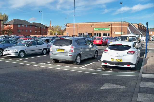 Car Park - Market Harborough
