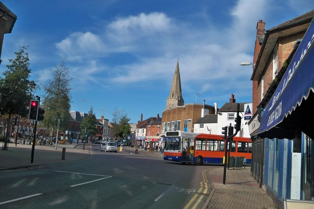 Market Square - Market Harborough