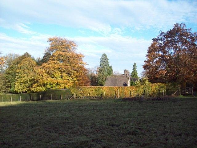 Autumnal Scene near Oddo