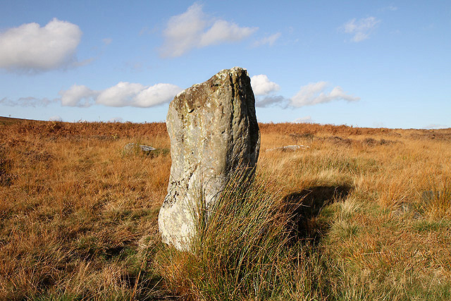 Standing Stones, Doddington Moor