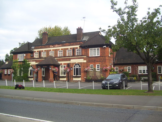 The Albert on Cowdray Avenue