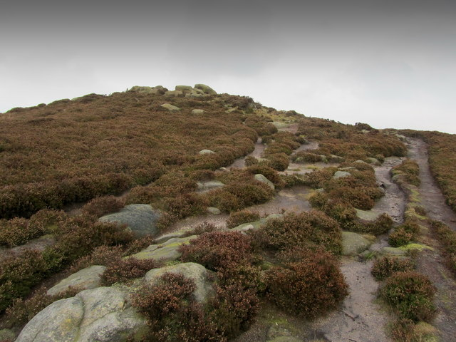 Summit of The Old Pike