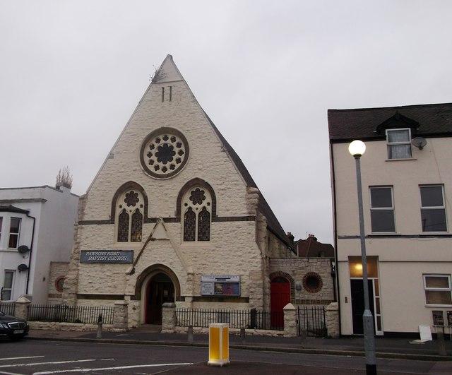 Pawsons Road Baptist Church Selhurst 169 David Anstiss