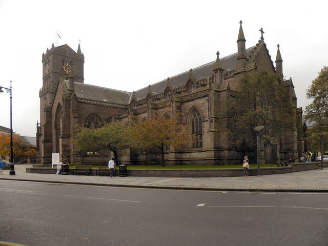 Dundee City Churches 169 David Dixon Geograph Britain And
