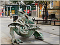 NO4030 : Green Dragon by David Dixon