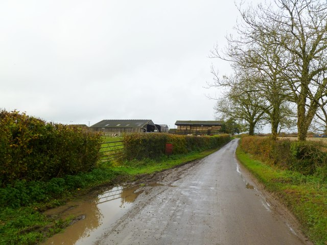 Maiden Bradley, Dangells Barn Farm