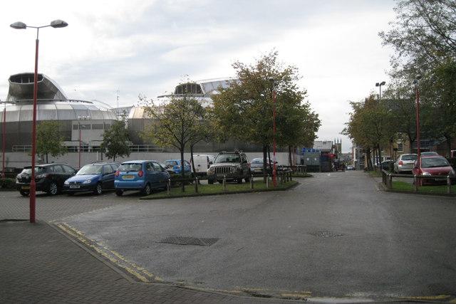 Stott Lane Car Park Postcode